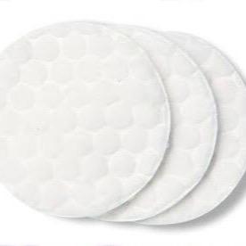 disco de algodão